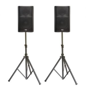PA systems and audio