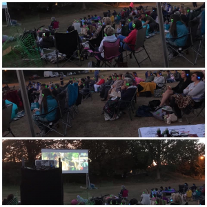 Outdoor Cinema Events